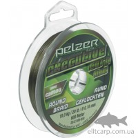 Шнур Pelzer Executive Carp Line  Round Braid/ camou