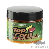 Кукурудза Pelzer Top Corn Tutti Frutti (orange / оранж) 120гр