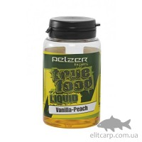 Ліквід Pelzer True Food Liquid Vanilla-Peach 125мл