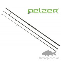 Вудлище Pelzer Carp Fighter 13ft 2,75lb 3 частини