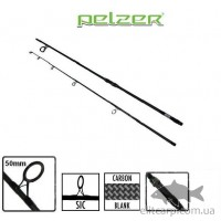 Вудлище Pelzer Carp Fighter -LR- 12ft 3,00lb 2 части