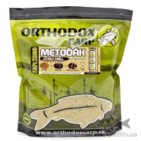 Method Mix ORTHODOX Carp Citrus Krill 1кг