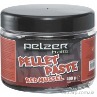 Тесто Pelzer Pellet Paste (Red Mussel) 500гр